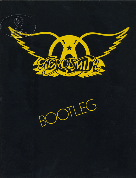 AEROSMITH 1978 BOOTLEG TOUR Concert Program Programme Book STEVE TYLER JOE PERRY