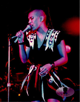 ANNABELLA BOW WOW WOW 1980s TOUR 8 x 10 ORIGINAL PHOTO