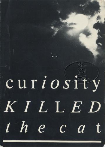 Curiosity Killed The Cat 1987 Promotional Postcard