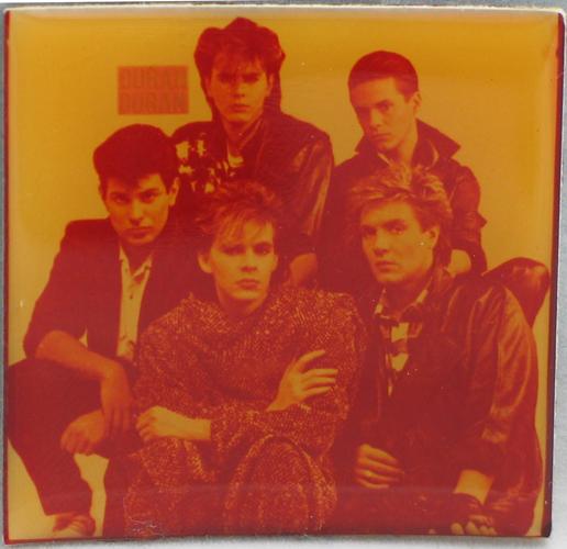 Duran Duran 1980s Magnet