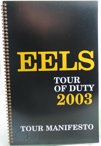 EELS 2003 EUROPEAN & SCANDINAVIAN TOUR ITINERARY