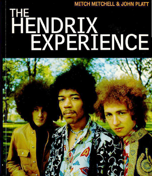 THE HENDRIX EXPERIENCE by MITCH MITCHELL SOFTCOVER OOP