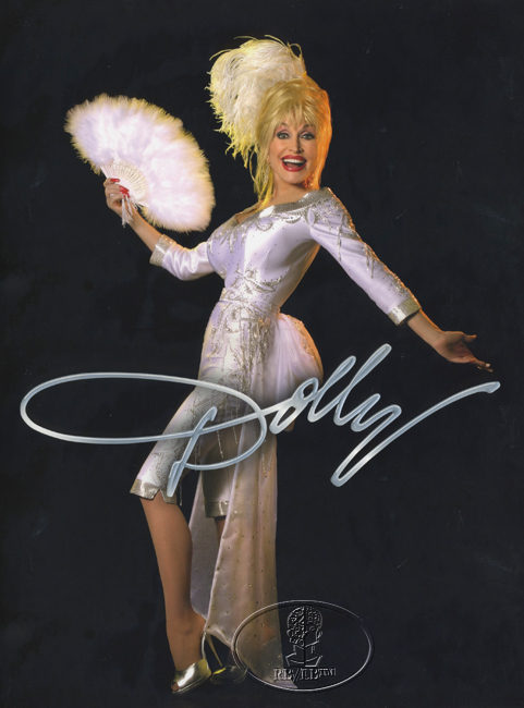 DOLLY PARTON 2005 TOUR Concert Program Book