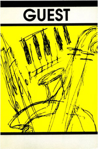 JAZZ SKETCH BACKSTAGE PASS